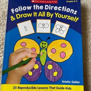 Other - Kids drawing book